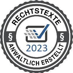 Website Check Prüfsiegel Impressum